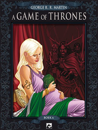 21 A Game of Thrones Graphic Novel Boek 6