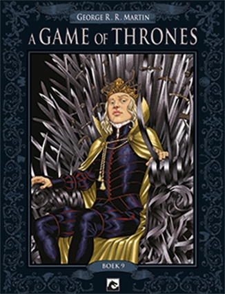 29 A Game of Thrones Graphic Novel Boek 9