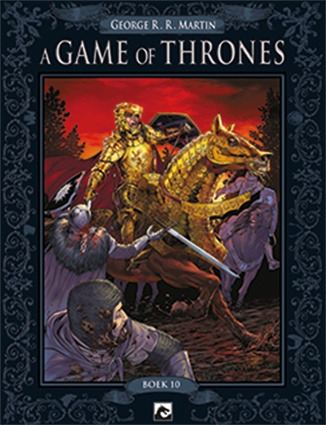 30 A Game of Thrones Graphic Novel Boek 10
