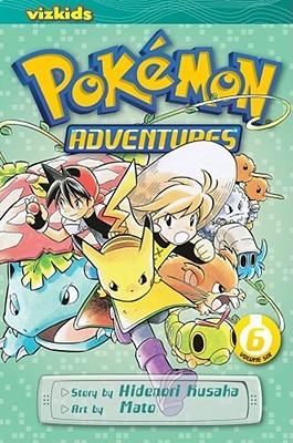 3 Pokémon Adventures 6