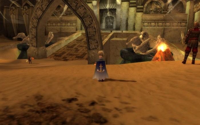 Guild Wars Grab der altehrwürdigen Könige Lieblingsort in Videospielen
