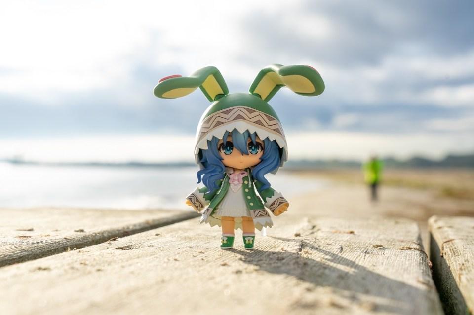 Nendoroid 395 Yoshino Figur Date a Live Strand Travemünde Hasche