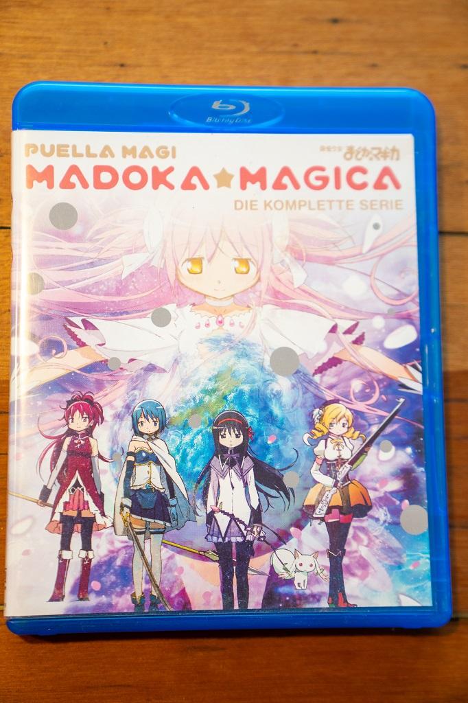 Puella Magi Madoka Magica Bluray Magical Girls