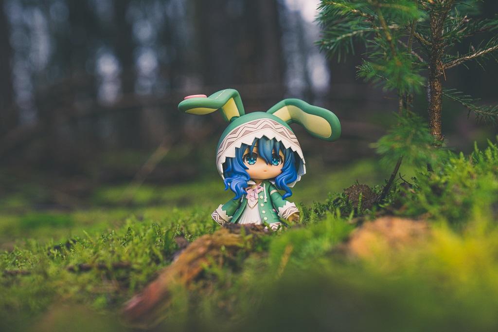 Yoshino Nendoroid 395 Date A live Waldboden