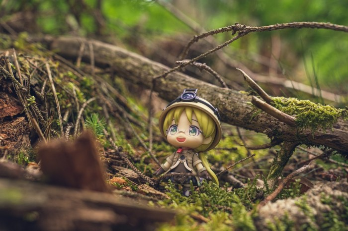 Nendoroid Riko Made in Abyss Wald