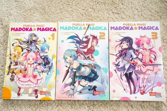 Puella Magi Madoka Magica Manga Deutsch