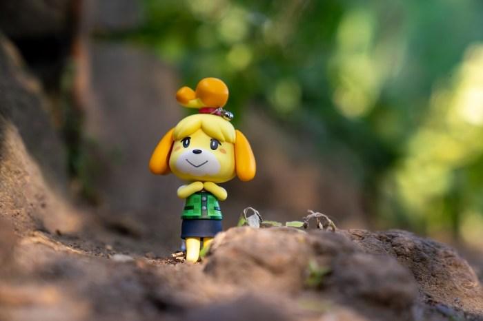 Melinda - Animal Crossind - Nendoroid 327 Garten
