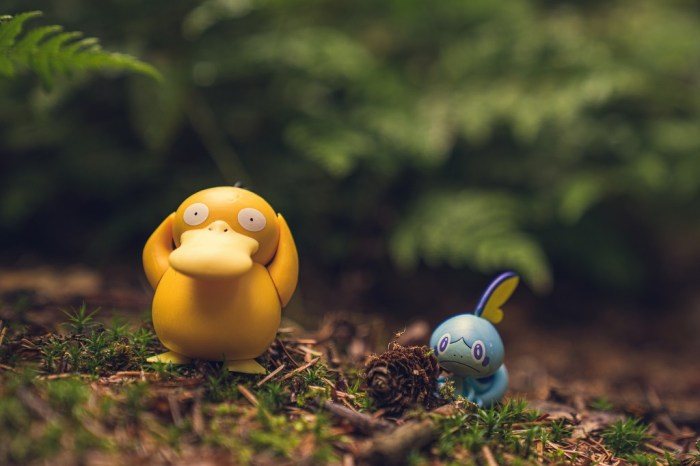Pokemon Figuren Enton Memmeon