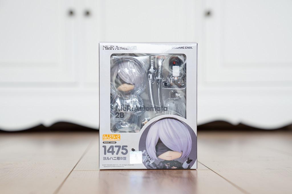 Nendoroid 1475 2B Titelbild