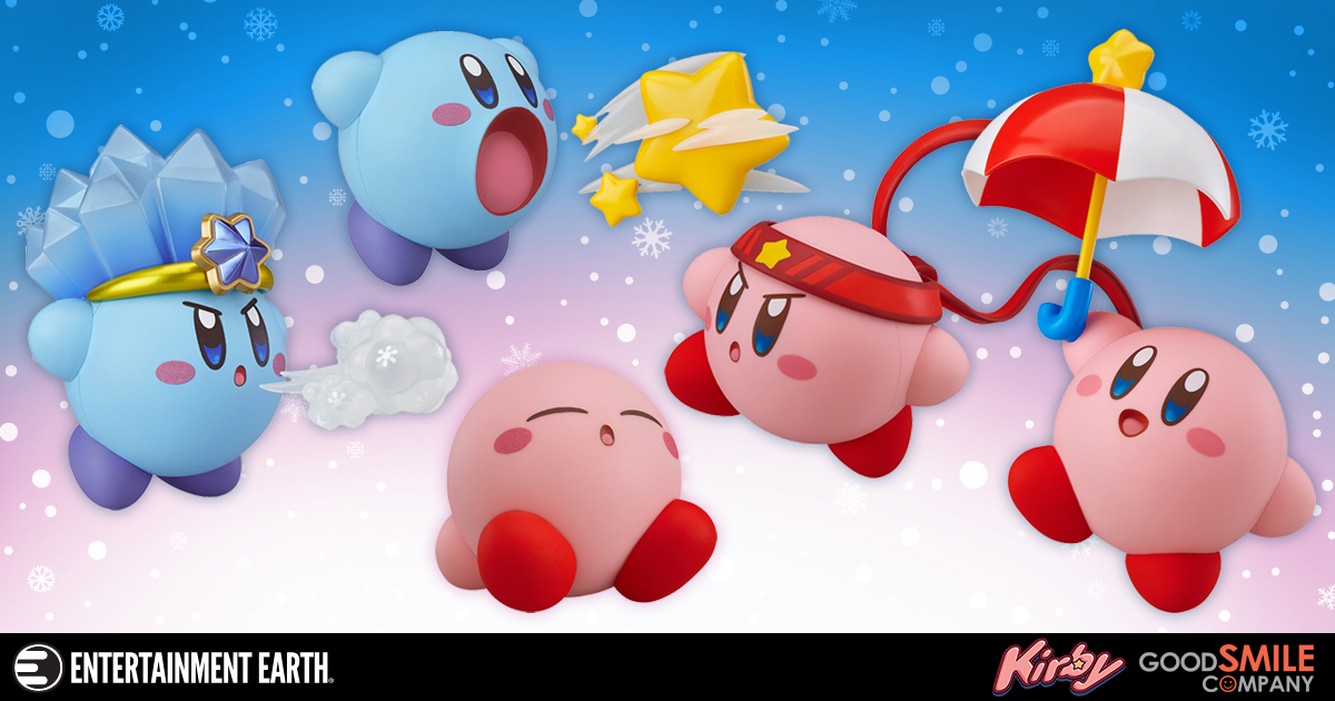 This Kirby Can Take on Many Different Characteristics