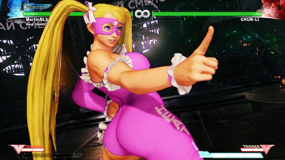 Retro Superplex 18 – Covering R.Mika Up