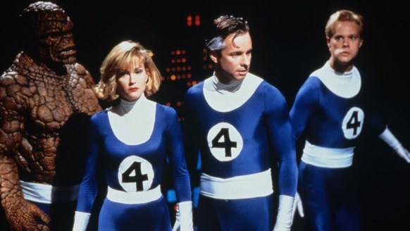 Cinemosity 116 – Fantastic Four (1994)
