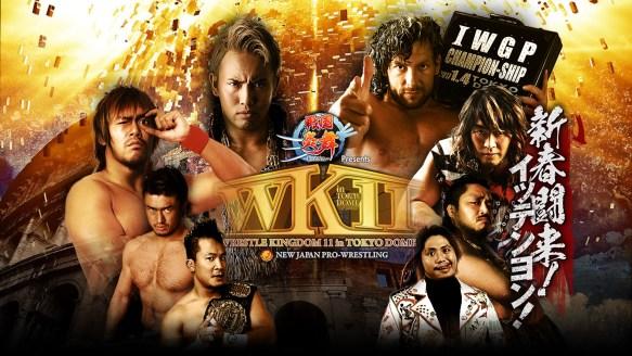 Retro Superplex 88 – Wrestle Kingdom 11. Nuff Said.