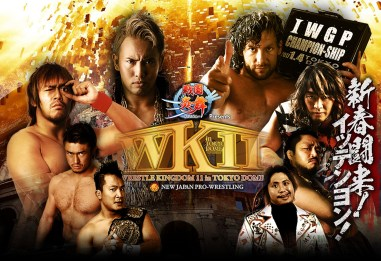 Retro Superplex 88 – Wrestle Kingdom 11. Nuff Said.