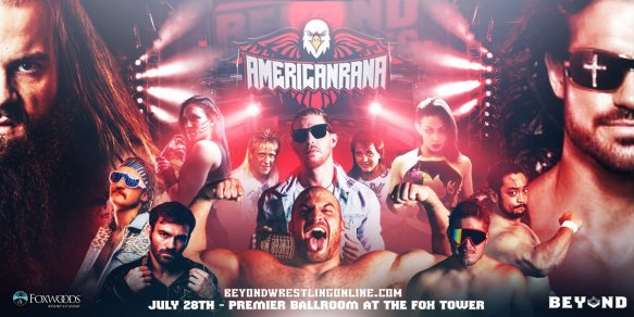 Retro Superplex 138 – Americanrana 19, Bloodstained, and Pink Shirts