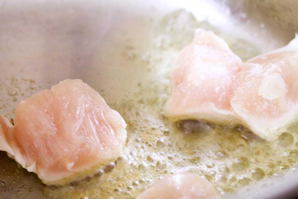 cooking chicken breast for gluten free tortilla soup