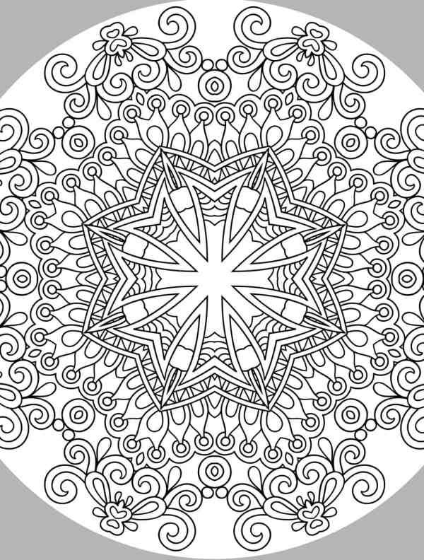 printable holiday coloring pages # 13