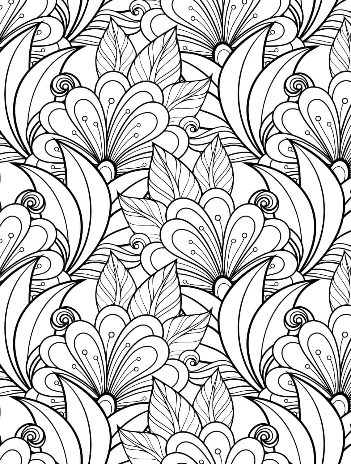 24 more free printable adult coloring pages page 7 of 25 nerdy