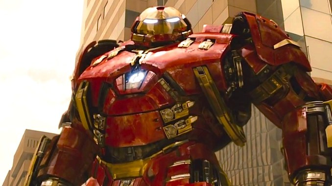 Hulkbuster Screencaps from the AVENGERS: AGE OF ULTRON Trailer - Nerdy  Rotten Scoundrel