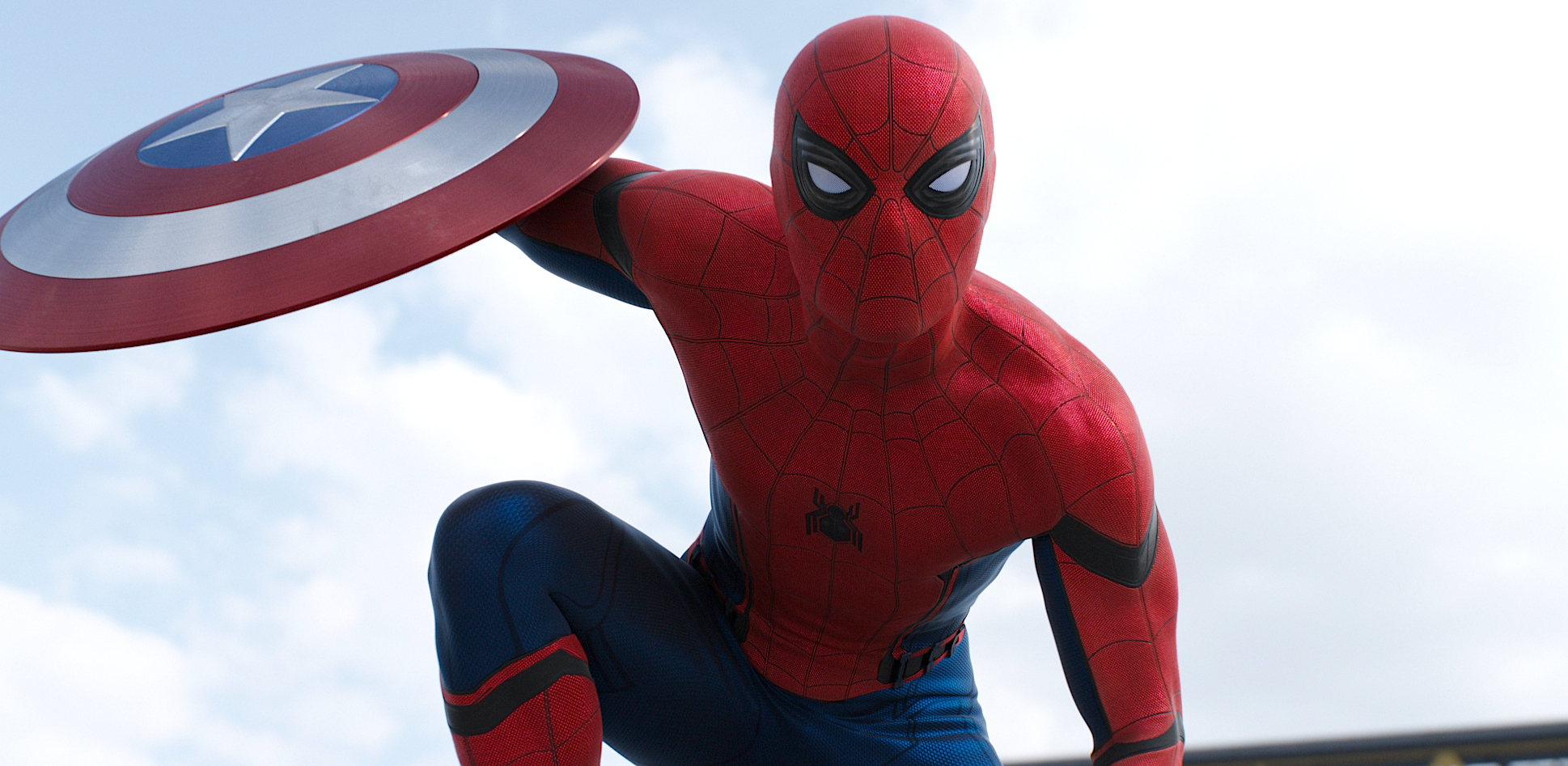 Avengers Spider-Man Homecoming Civil War Peter Park Tom Holland Cosplay Costume