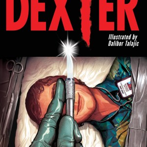 Dexter First Print #5- NM Bagged & Boarded
