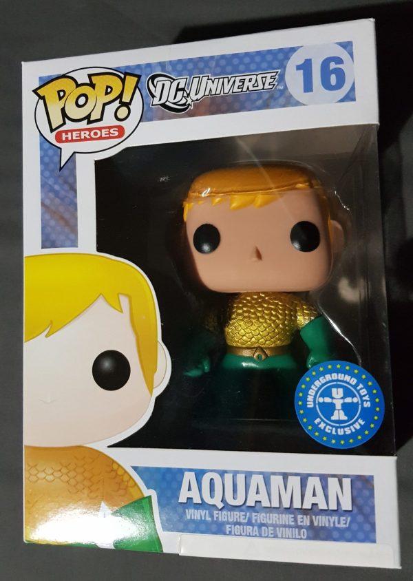 Aquaman (New 52) – DC Universe #16 Underground Toys Exclusive Pop! Vinyl