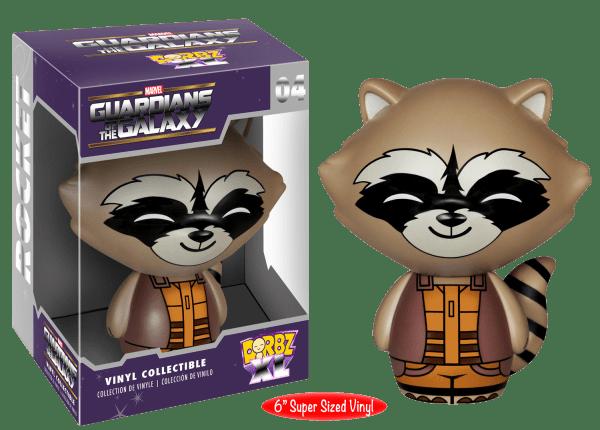 Rocket – Guardians Of The Galaxy #04 Dorbz XL