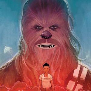 Star Wars: Chewbacca #1 First Print NM Bagged & Boarded