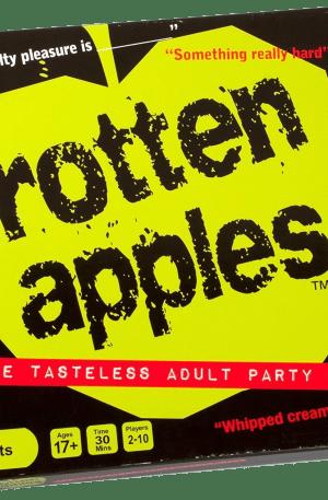 Rotten Apples Board Game Paul Lamond 17+ 2-10 Players New