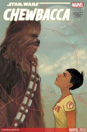 Star Wars: Chewbacca #2 First Print NM Bagged & Boarded