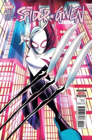 Spider-Gwen (2016) #20 First Print Bagged & Boarded NM