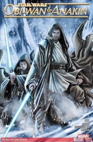 Star Wars: Obi-Wan & Anakin #1 First Print NM Bagged & Boarded