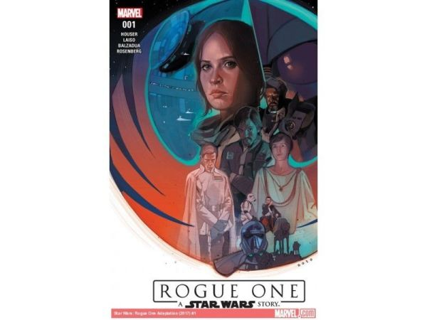 Rogue One: A Star Wars Story #1 NM Bagged & Boarded