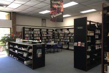 Iuka Public Library YA