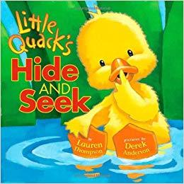 little-quack-counts-book