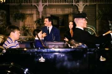 The 'Addams Family' Began As A Newspaper Cartoon