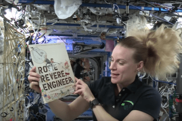 Your Kids Can Now Watch Astronauts Reading Stories From Space