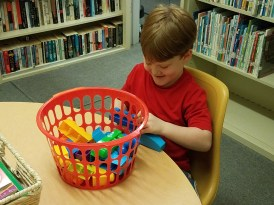 Snapshot Day at Margaret McRae Memorial Tishomingo Library, August 6, 2019