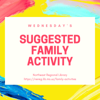 Suggested #Family #Activity
