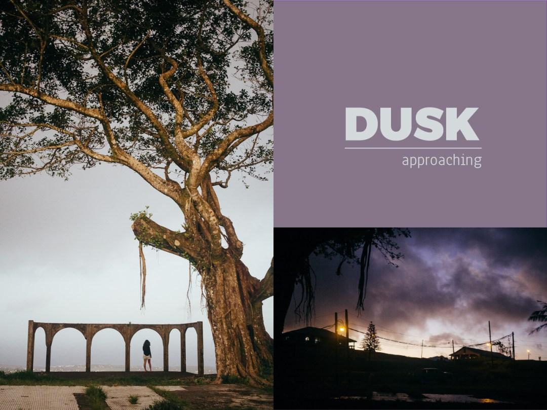 Date night - Dusk