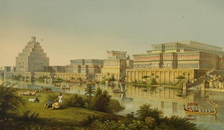 Asur İmparatorluğu ile ilgili görsel sonucu