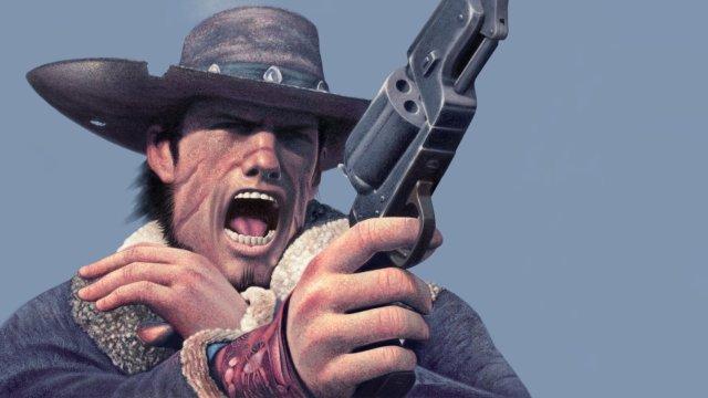 Red Dead Revolver - Rockstar Games