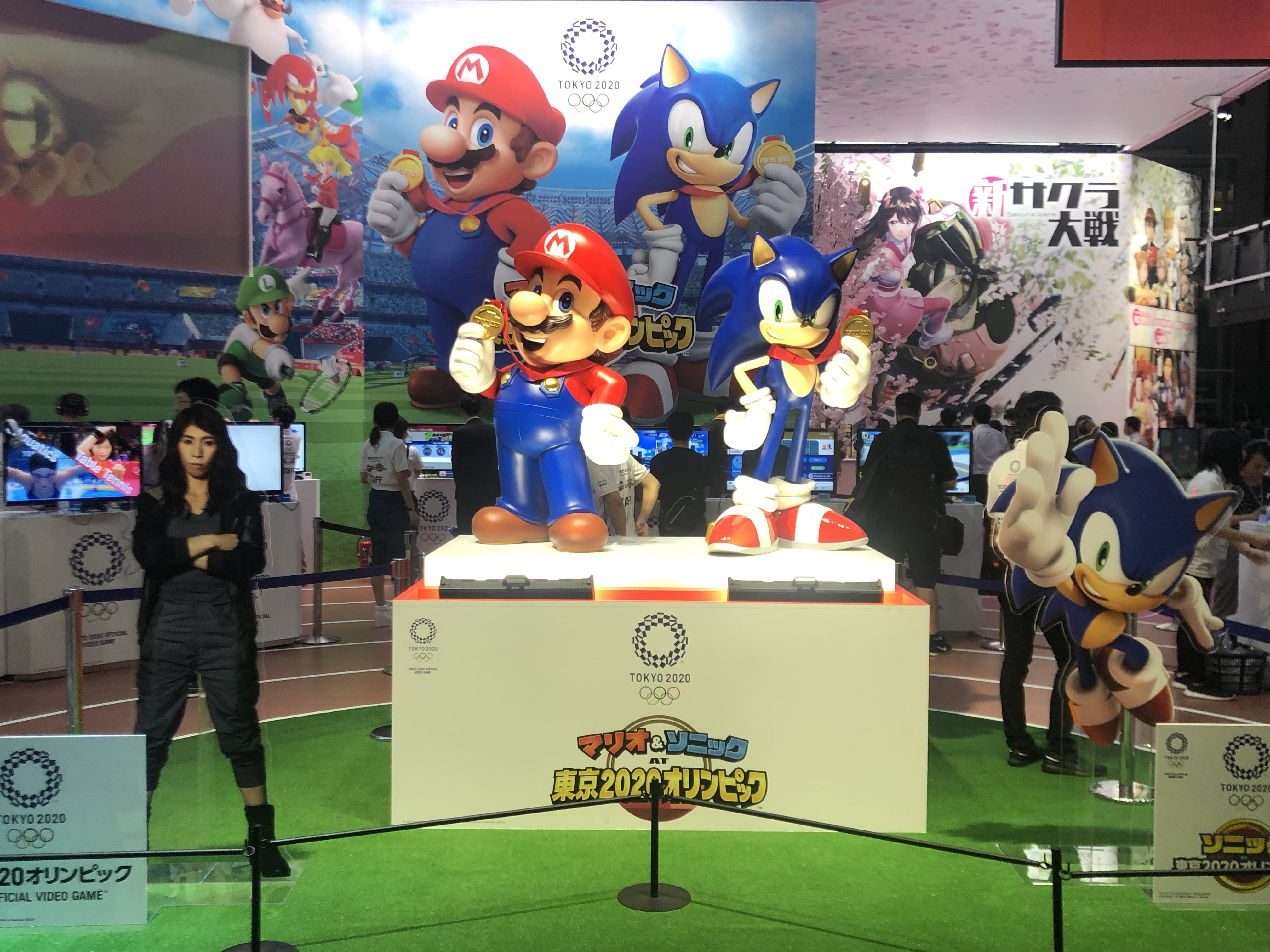 TGS 2019: Impresiones – Mario & Sonic at the Olympic Games Tokyo 2020