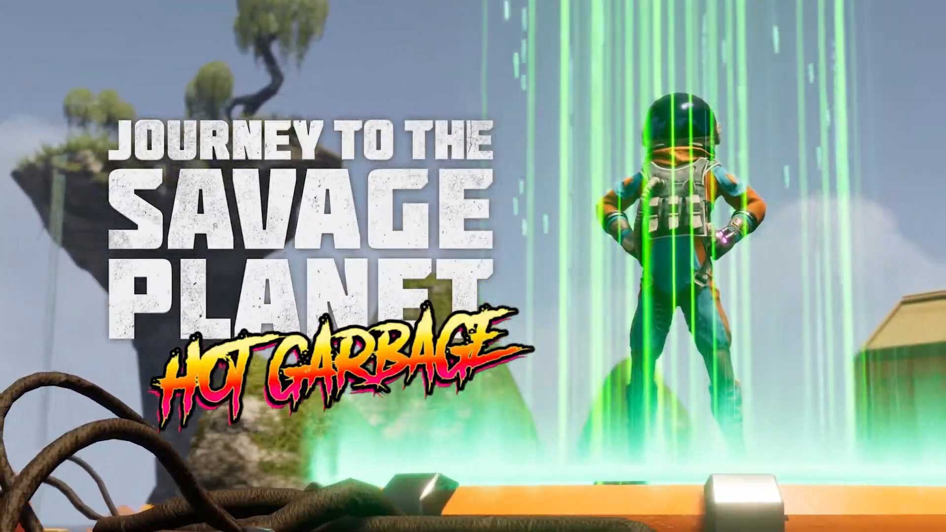 Journey to the Savage Planet – Hot Garbage