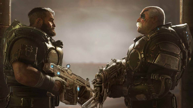Gears Tactics - Gabe Diaz