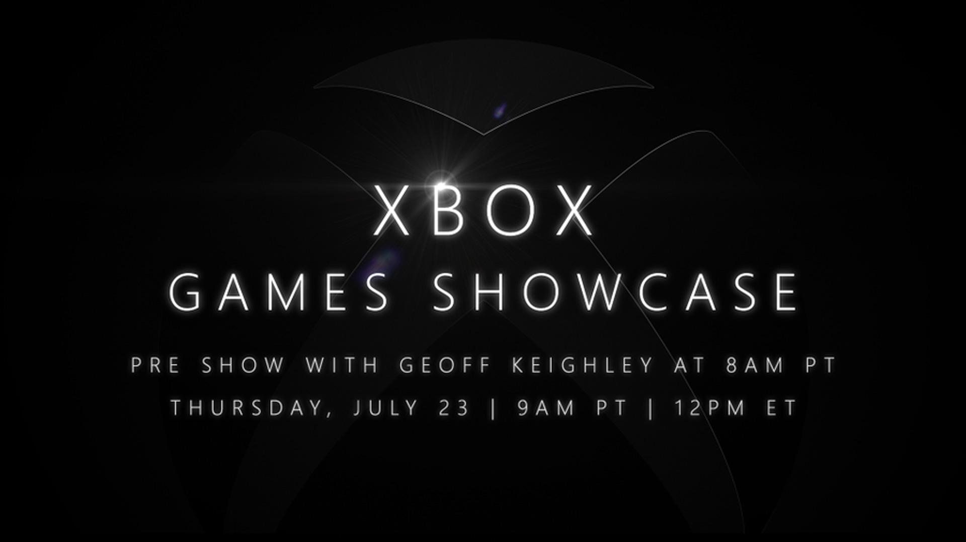 Aquí pueden ver el Showcase de Xbox