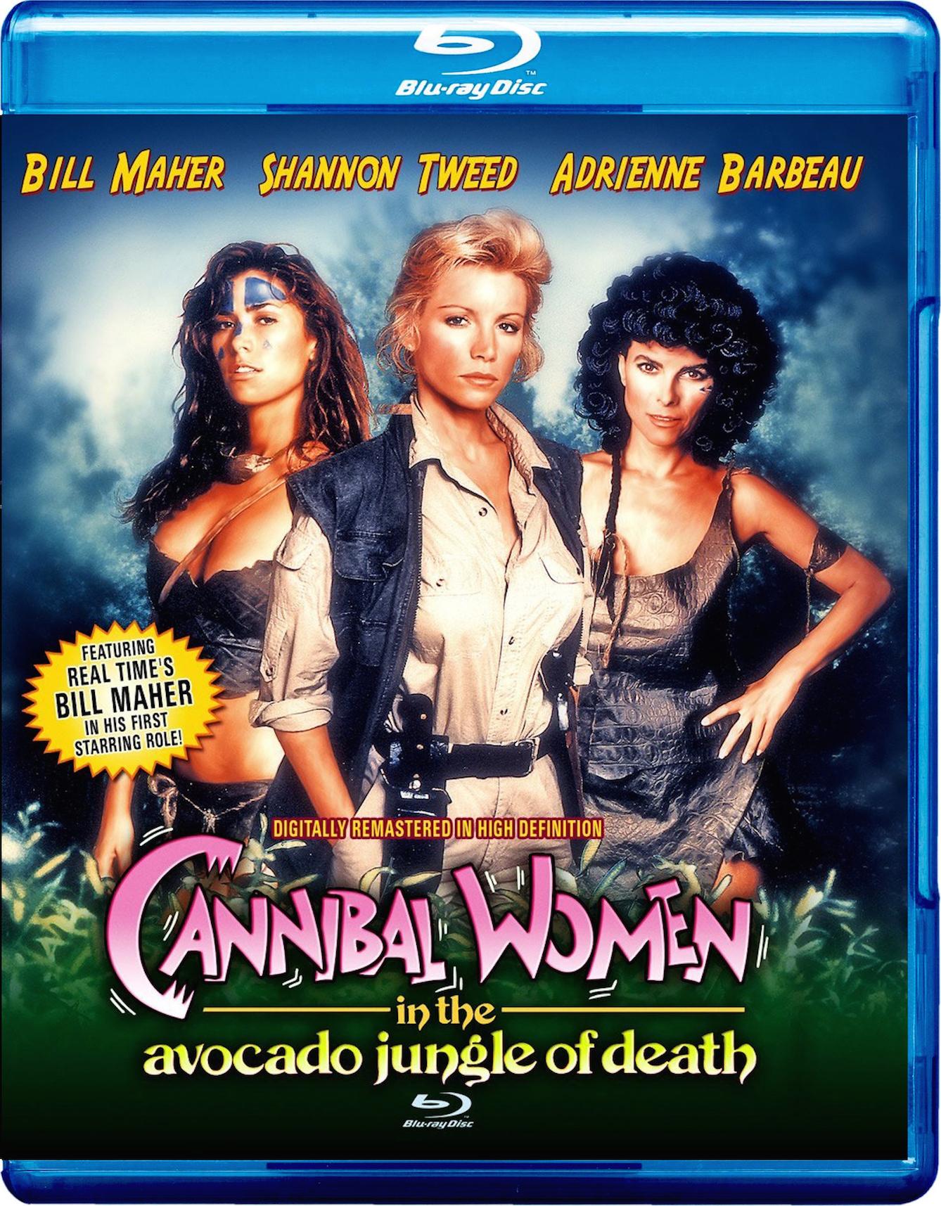 Erotic jungle cannibal caught women