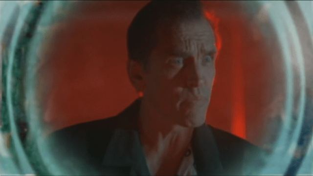 Bill Moseley just wants someone to show him where the exit is