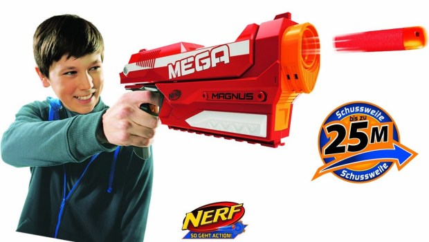 Nerf Mega Magnus 4887
