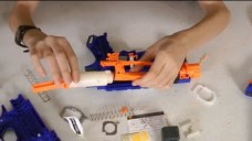 Nerf Retaliator OMW Unleashed Stage 1 Mod